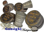 Original Civil War Vintage - Telescoping Drinking Cup & Pocket Tin