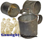 Civil War issue – wire reinforced COFFEE CUP