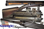 Click to view larger image of Civil War vintage import Muzzle Loading Percussion Shotgun  (Image2)