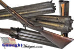 Click to view larger image of Civil War vintage import Muzzle Loading Percussion Shotgun  (Image3)