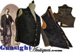 Click to view larger image of original mid 1800s Gentleman's Vest (Image2)