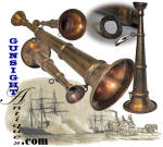 Click to view larger image of 19th century SPEAKING TRUMPET (Image2)