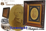 Identified 20th Connecticut Infantry Albumin Portrait - Gettysburg Wounded
