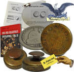unusual ! Lord's Civil War Collectors Encyclopedia published – IDENTIFICATION 'BUTTON'
