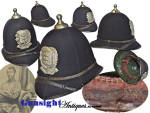 late 1800s early 1900s British Bobby Helmet – Kingston upon Hull Police