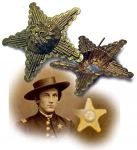 Civil War era PATRIOTIC BADGE