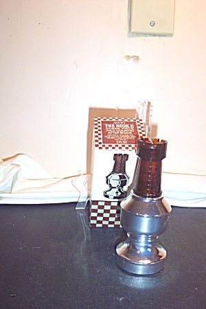 Avon Vintage Chess Piece Rook Ii