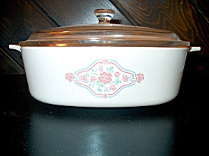 Corning Ware Casserole English Breakfast
