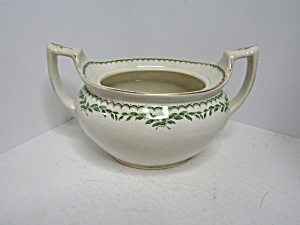 Antique Furnivals Limited Croydon China Sugar Bowl
