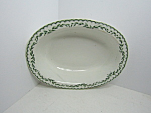 Antique Furnivals Limited Croydon China Serving Bowl