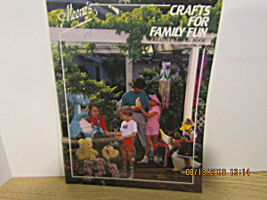 Aleene's Crafts For Family Fun Creative Living #14-501