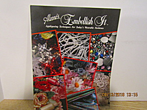 Aleene's Embellish It Creative Living Book #14-512