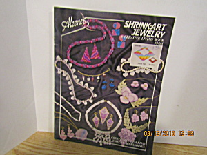 Aleene's Shrink-art Jewelry Creative Living Book #3-155