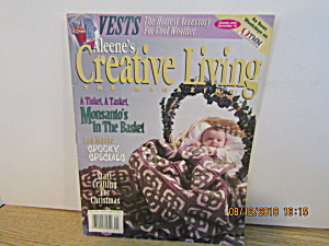 Aleene's Creative Living Magazine October 1997 Vol 5