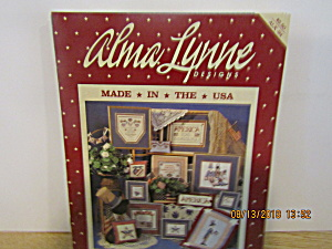 Alma Lynne Cross Stitch Made In The Usa #94
