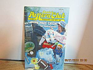 Annie's Pattern Club Newsletter Aug/sept 1983 #22