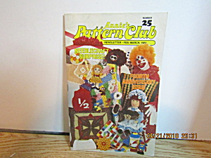 Annie's Pattern Club Newsletter Feb/march 1984 #25