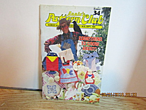 Annie's Pattern Club Newsletter Aug/sept1985 #34