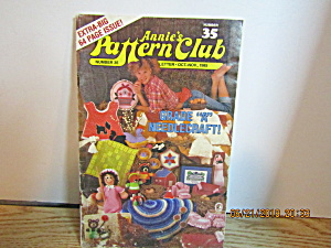 Annie's Pattern Club Newsletter Oct/nov 1985 #35