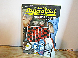 Annie's Pattern Club Newsletter Feb-mar 1981 Vol .2 #1