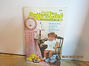 Annie's Pattern Club Newsletter Aug/sept 1987 #46
