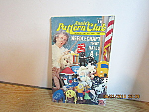 Annie's Pattern Club Newsletter Aug/sept 1982 #16