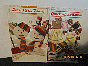 Annie's Quick & Easy Bazaar And Quick & Easy Trinkets