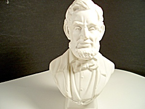 Avon's Presidents Head Abraham Lincoln