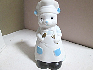 Vintage Artmart Mouse Chef Collector's Bell (Image1)