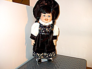 Ashley Belle Doll Porcelain Keepsakes Bessie