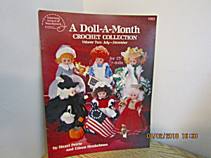 ASN A Doll-A-Month Crochet Collection Vol 2  # 1082 (Image1)