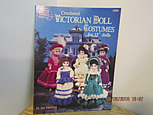 ASN Crocheted Victorian Doll Costumes  # 1099 (Image1)