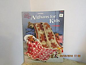 ASN Crocheted Afghan For Kids  #1190 (Image1)