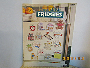 Asn Cross Stitch Fridgies #3534