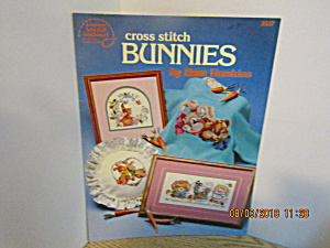Asn Sam Hawkins Cross Stitch Bunnies #3537
