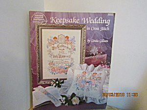 Asn Keepsake Wedding In Cross Stitch #3553