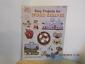 ASN Easy Projects For Wood Shapes   #8805 (Image1)