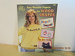 ASN Easy Wearable Projects For Wood Shapes   #8807 (Image1)