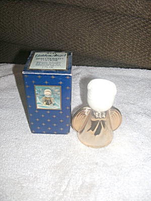 Vintage Avon Golden Angel Sweet Honesty Cologne