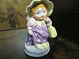 Avon Cherished Moments Last Forever Figurine.