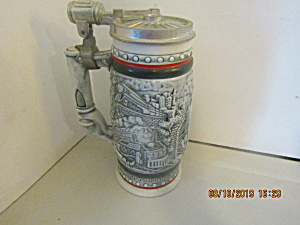 Vintage Avon Trains Railroad Stein