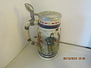 Vintage Avon A Century Of Football Stein