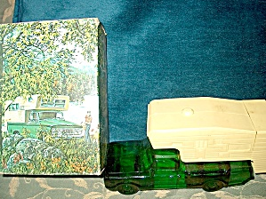 Avon Vintage The Camper Deep Woods