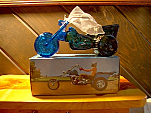 Avon Vintage Road Runner Motorbike Wild Country