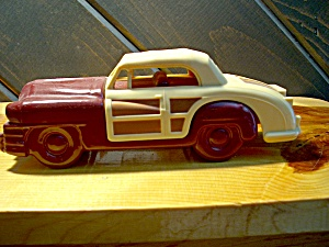 Avon 48 Chrysler Town And Country Car Decanter
