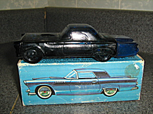 Vintage Avon Car Thunderbird '55 Deep Woods