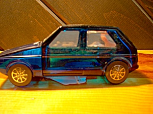 Avon Vintage Car Volkswagen Rabbit Empty