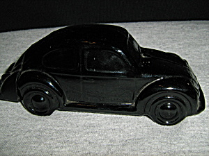 Vintagge Avon Car Black Volkswagen Empty