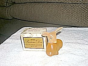 Vintage Avon Precious Doe Cologne Bottle