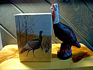 Avon Vintage Wild Turkey Wild Country